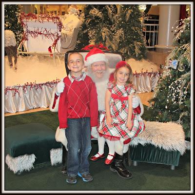 POD: Visit with Santa