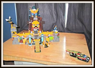POD: Lego Chima Temple