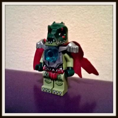 POD: Lego Chima Figure