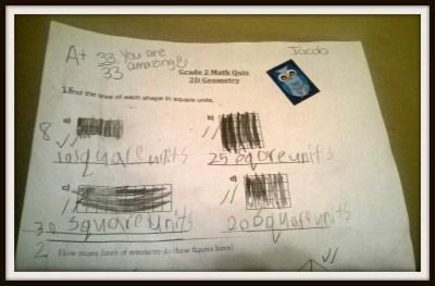 POD: Jacob's Test