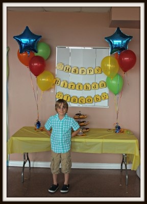 POD: Celebrating Jacob's brith