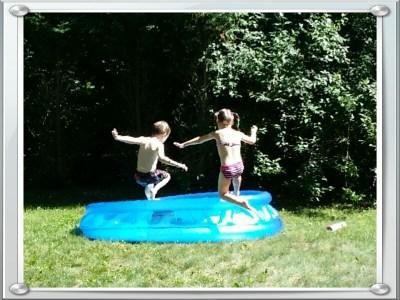 POD: Jumping into Fun