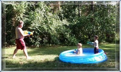 POD: Water War