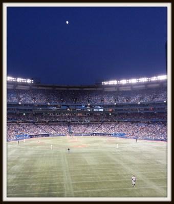 POD: Evening at the ballpark