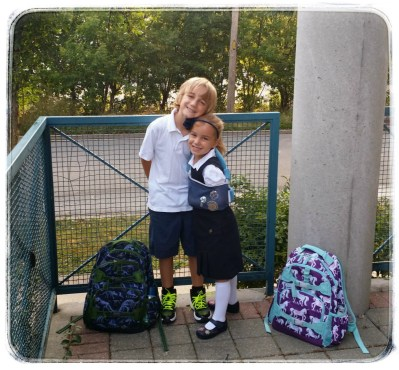 POD: First Day of School