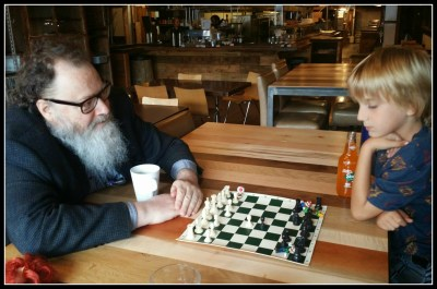POD: Chess Lesson with Granddad