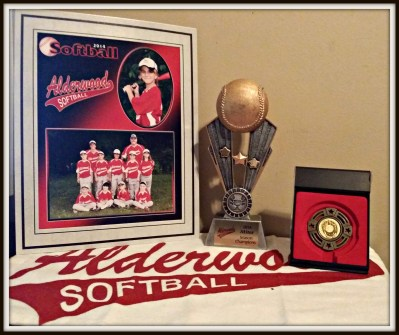 POD: Softball Trophies