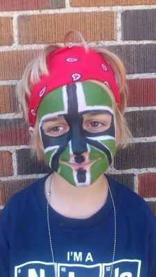 POD: Jacob the Power Ranger