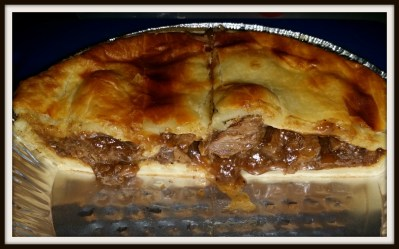 POD: Steak Pie