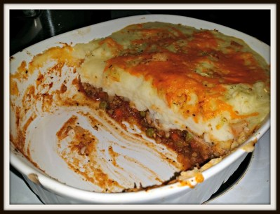 POD: A Real Sheppers Pie