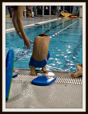 POD: Diving in