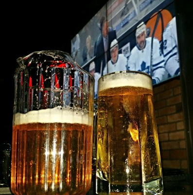 POD: Beer and Hockey