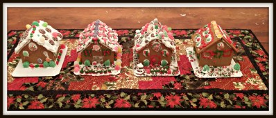 POD: Gingerbread Row