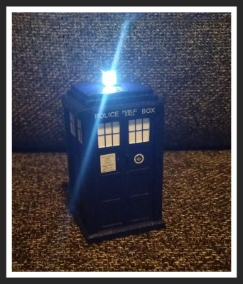 POD: My little Tardis