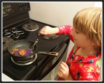 POD: Teaching Jacob to Cook
