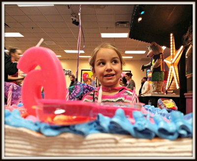 POD: Violet Celebrates Turning 6