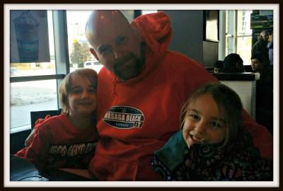 POD:  Family Day with Nana and Papa