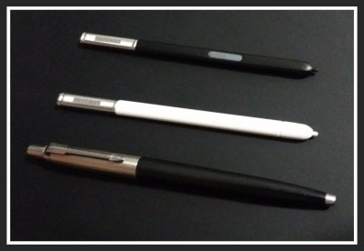 POD: My Pens