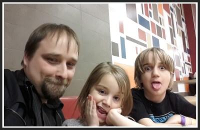 POD: Selfie with kids – Take 2