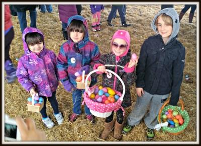 POD: Egg Hunting