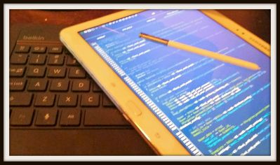 Tech Tuesday: Coding on the Go