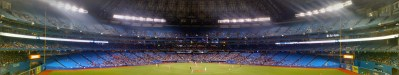 POD: Baseball Panorama