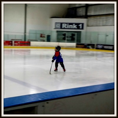 POD: Another Sunday at the Rink