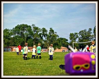 POD: Soccer with a Shopkin