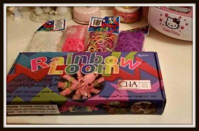 POD: Rainbow Loom