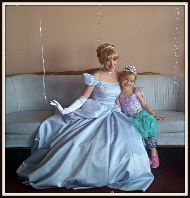 POD: My little Princess meets a Princess