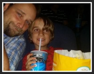 POD: Movie night with Jacob