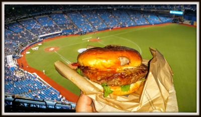 POD: Burger at the Ballpark