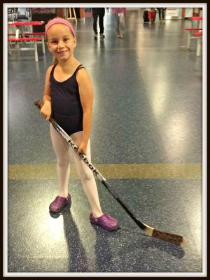 POD: Dancing Hockey Star