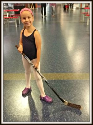 DancingHockeyStar