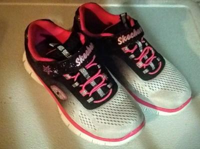 POD: Sparkling shoes for Diva