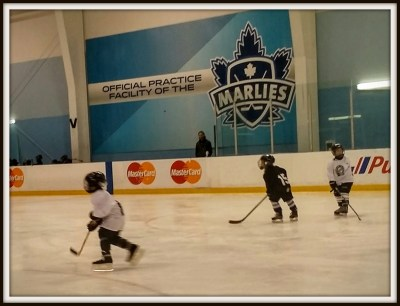 POD: Last Day of Hockey School