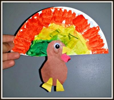 POD: Violet's Turkey