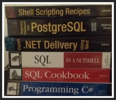 POD: Programming Books