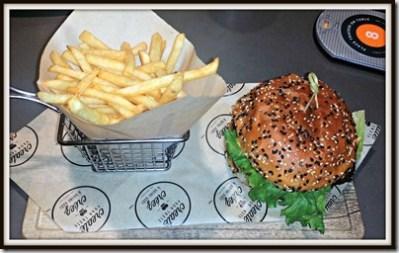 POD: A Burger made to order