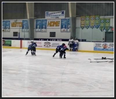 POD: Hockey Practice