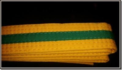 POD: Green Strip for Jacob