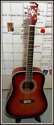 POD: Jacob's New Guitar