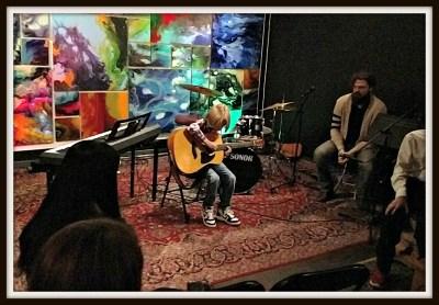 POD: Jacob's Guitar Recital