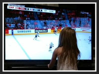 POD: Watching Hockey