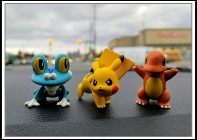 POD: Mini-Pokémon