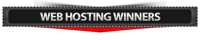 Unlimited Web Hosting Giveaway Winners