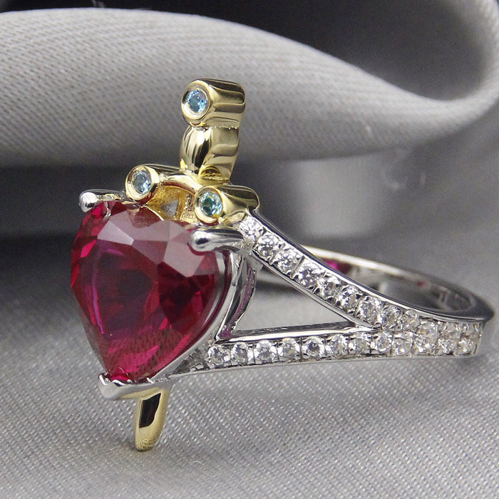 Snow White Evil Queen Ring