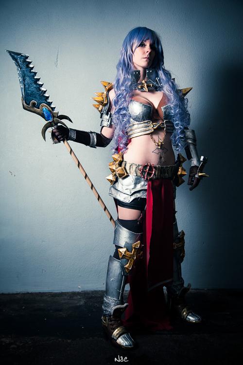 Rune Knight Ragnarok Online Cosplay