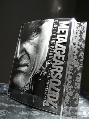 Metal Gear Solid 4 Case Mod
