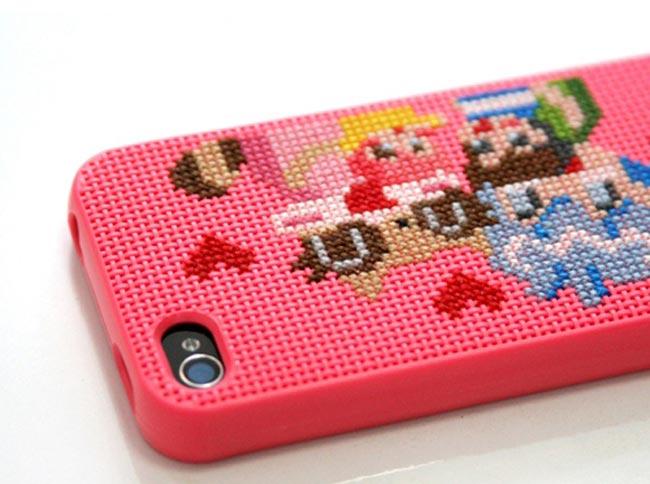 neostitch iphone 4 case